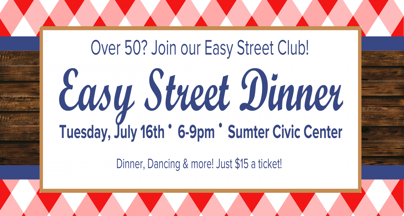 Easy Street Dinner | SAFE Federal Credit Union