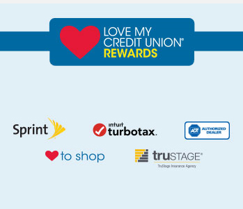 Love My Credit Union Logo